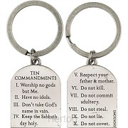 Keyring ten commandment