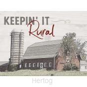 Keepin''it rural