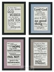 Good & faithful servant set4