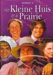 Kleine huis op de prairie serie 7