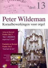 Koraalbew. orgel deel 13