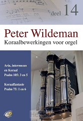 Koraalbew. voor orgel 14