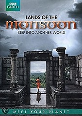 Lands Of The Monsoon (BBC Earth DVD)