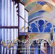 A symphonic organ
