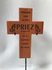 Kruis 20cm approchez-vous de Dieu