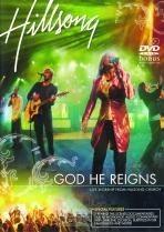 God he reigns dvd