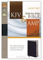 KJV/Amp LP parallel bible
