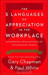 5 languages of appr in the workplace