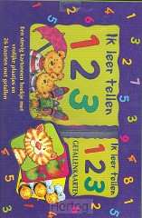 Kartonboek Ik leer tellen 1 2 3