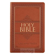 KJV LP thinline bible index