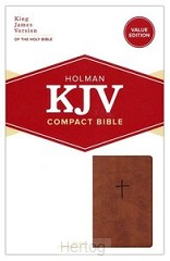 KJV - Value Compact Bible
