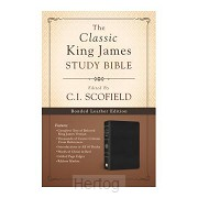 KJV classic king james study bible