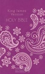 KJV gift & award Bible Pink DiCarta