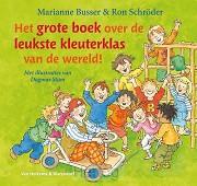 Grote boek over de leukste kleuterklas