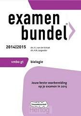 Biologie vmbo gt 2014/2015 examenbundel