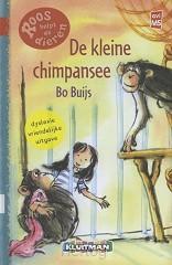 Kleine chimpansee DYSLEXIE