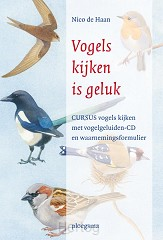 Vogels kijken is geluk + cd