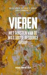 Vieren met teksten van de wild goose