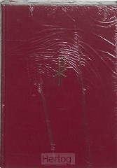 Grootletter liedboek 5309 bordeaux