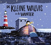 Kleine walvis in de winter