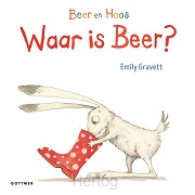 Waar is beer kartonboek