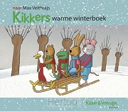 Kikkers warme winterboek