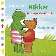 Kikker is mijn vriendje knisperboekje