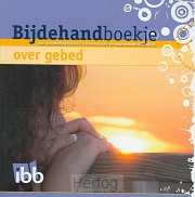 Bijdehandboekje over gebed