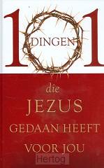 101 dingen die Jezus gedaan heeft