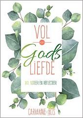 Vol van Gods liefde notitieboekje