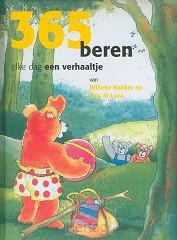 365 beren elke dag een verhaaltje