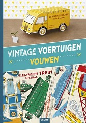 Vintage voertuigen vouwen