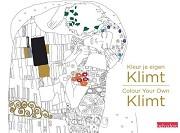 Kleur je eigen klimt / colour your own k