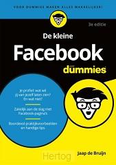 Kleine facebook voor dummies