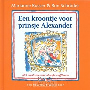 Kroontje voor prinsje Alexander