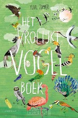 Vrolijke vogel boek