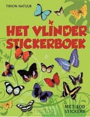 Vlinder stickerboek
