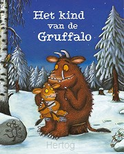 Kind van de gruffalo