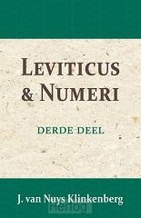 Bijbelverklaring leviticus & numeri  POD