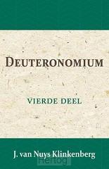 Bijbelverklaring deuteronomium  POD
