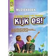 Kijk es muziekboek