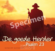 Goede Herder en psalm 23