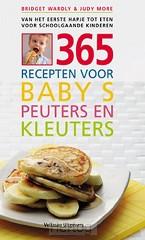 365 recepten voor baby's peuters en...