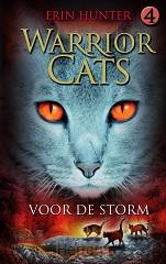 Warrior cats 4 voor de storm
