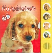 Kartonboek huisdieren voel en luister