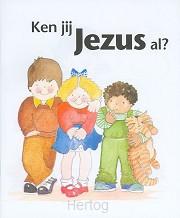 Ken jij Jezus al?