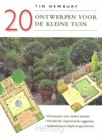 20 ontwerpen voor de kleine tuin