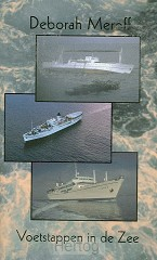 Voetstappen in de zee