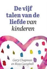 Vijf talen van de liefde van kinderen