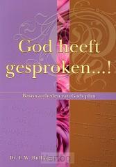 God heeft gesproken